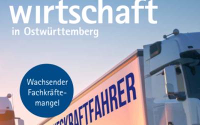 Publikation – wirtschaft in Ostwürttemberg